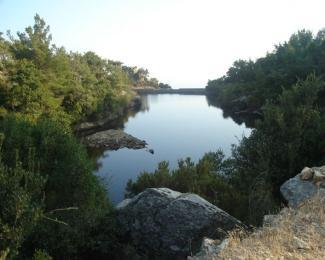 petit lac a Raches