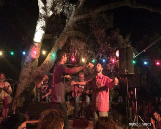 featival de musique - les amis de Chios